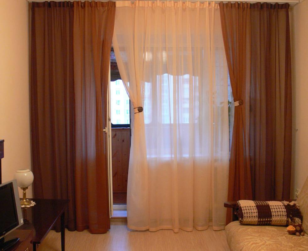 Купить тюлевые шторы на кухню в классическом стиле