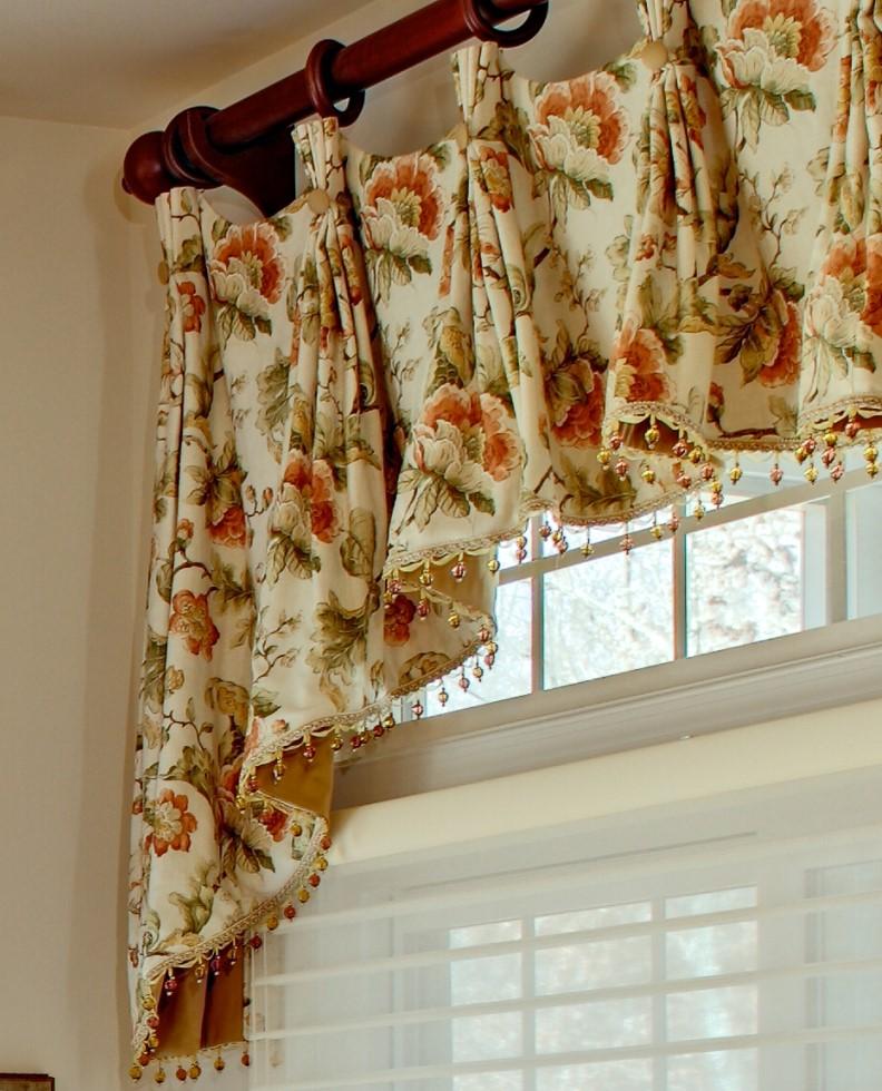 Французские шторы разработка дизайна и пошив