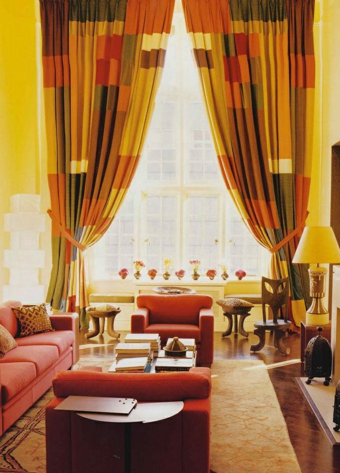 классика спальни шторы в этно стиле фото мог подумать, что
